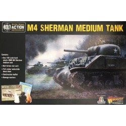 WARLORD GAME_ M4 SHERMAN 1/56