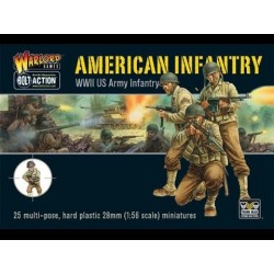 WARLORD GAME_ US INFANTRY