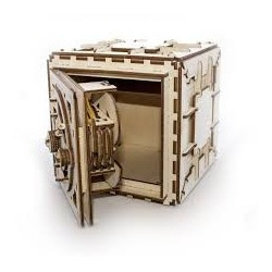 Ugears 70011_ La Caja de Seguridad