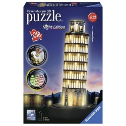 RAVENSBURGER_PUZZLE 3D_BIG BEN LONDON (NIGHT EDITION)