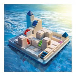 Escapa de Atlantis. Juego de Lógica