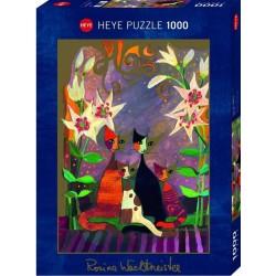 HEYE_ NEW ARCADE. ROSINA WATCHMEISTER. PUZZLE 1000pcs.