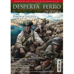DESPERTA FERRO CONTEMPORANEA Nº37_ CAPORETTO 1917