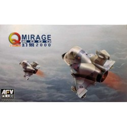 AFV CLUB_ MIRAGE 2000 Q SERIES