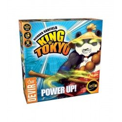 KING OF TOKYO. POWER UP! (EXPANSION)