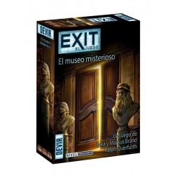 DEVIR EXIT_ EL MUSEO MISTERIOSO