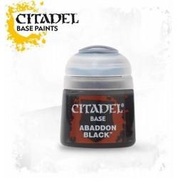 CITADEL BASE_ ABBADON BLACK