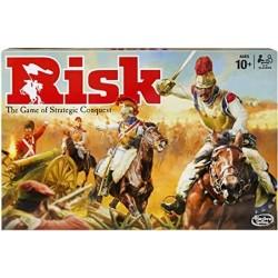 RISK El juego de conquista estratégica. caja