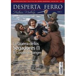 DESPERTA FERRO_ HISTORIA MODERNA Nº44_ LA GUERRA DE LOS SEGADORES (I) EL CORPUS DE SANGRE