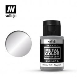 VALLEJO_ METAL COLOR_ ALUMINIO. 32ml.