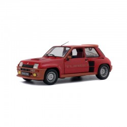 SOLIDO_ RENAULT 5 TURBO_ 1/18