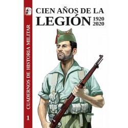 DESPERTA FERRO_ CIEN AÑOS DE LA LEGION. 1920-2020