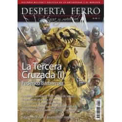 DESPERTA FERRO_ HISTORIA ANTIGUA Y MEDIEVAL Nº58_ LA TERCERA CRUZADA (I) FEDERICO BARBARROJA