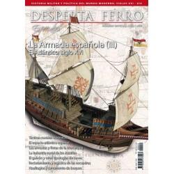 DESPERTA FERRO ESPECIAL NºXXII_ LA ARMADA ESPAÑOLA (III) EL ATLANTICO, SIGLO XVI