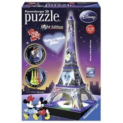 RAVENSBURGER_PUZZLE 3D_LA TOUR EIFFEL (NIGHT EDITION)
