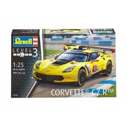 REVELL_ CORVETTE C7.R_ 1/24