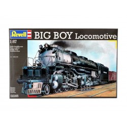 REVELL_ BIG BOY LOCOMOTIVE_ 1/87