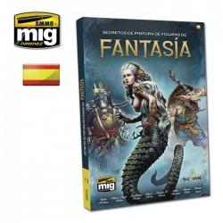 SECRETOS DE PINTURA DE FIGURAS DE FANTASIA
