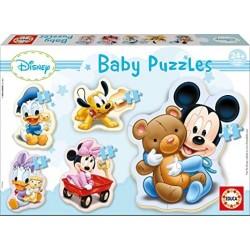 Educa_Baby Puzzles Progresivos Mickey