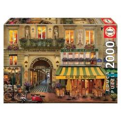 EDUCA PUZZLE_  GALERIE PARIS. 2000 piezas