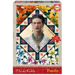 Educa 18483_ Frida Kahlo_ Puzzle 500 pcs.