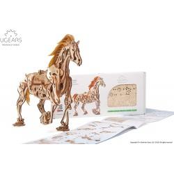 UGEARS_  HORSE MACHANOID