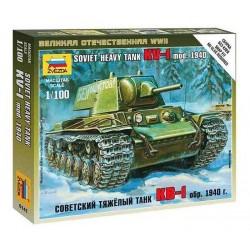 KV-1 MOD.1940 SOVIET HEAVY TANK