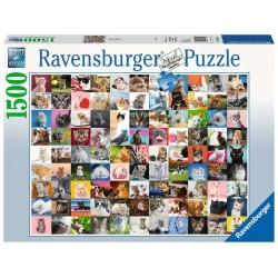 RAVENSBURGER_ 99 GATOS_ PUZZLE 1500 PZAS