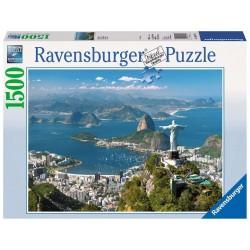 RAVENSBURGER_ RIO DE JANEIRO_ PUZZLE 1500 PZAS