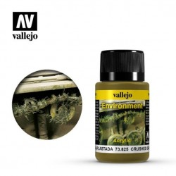VALLEJO_WEATHERING EFFECTS_ENVIROMENT_HIERBA APLASTADA 40ml.