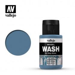 VALLEJO_ MODEL WASH_ GRIS AZULADO 35ml.