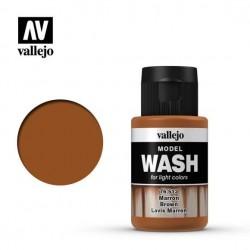Vallejo Model Wash_ Marrón 35 ml.