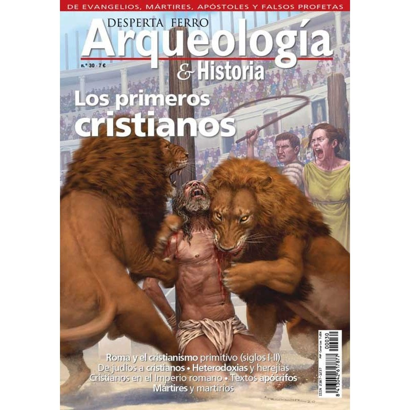 DESPERTA FERRO_ARQUEOLOGIA & HISTORIA Nº2