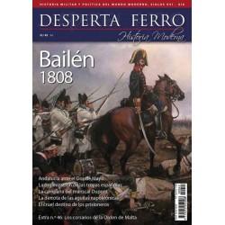 DESPERTA FERRO_ HISTORIA MODERNA Nº45_ BAILEN 1808