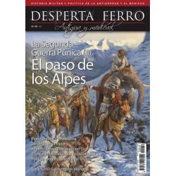 DESPERTA FERRO_ HISTORIA ANTIGUA Y MEDIEVAL Nº59_ LA SEGUNDA GUERRA PUNICA (II) EL PASO DE LOS ALPES