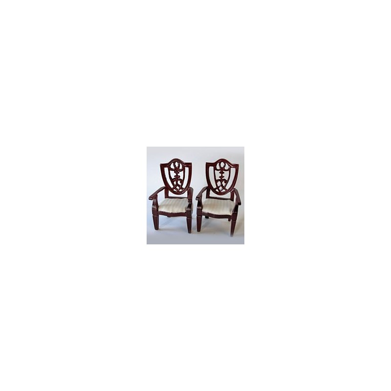 VEGA MINI_ CLASSIC CHAIRS WITH ARMRESTS_ 1/12