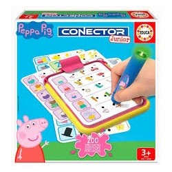 EDUCA_ CONECTOR JUNIOR PEPPA PIG