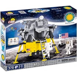Cobi_ Apolo 11 (370 piezas-2 figuras)
