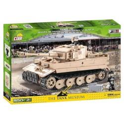 COBI_ TIGER Sd.Kfz.181 PANZERKAMPFWAGEN VI Ausf.E (550 piezas-2 figura)