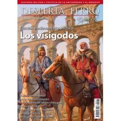 DESPERTA FERRO ESPECIAL NºXXIII_ LOS VISIGODOS EJERCITOS MEDIEVALES HISPÁNICOS (I)