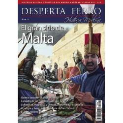 DESPERTA FERRO_ HISTORIA MODERNA Nº46_ EL GRAN SITIO DE MALTA