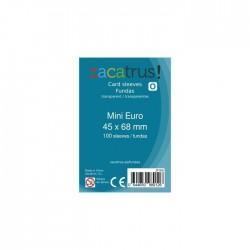 Fundas de cartas Mini Euro 45 x 68 mm. 55 Uds.