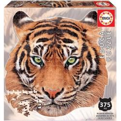 Educa 18475_  Silueta de tigre. 375 pcs