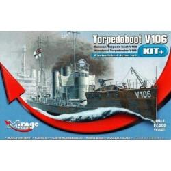 MIRAGE HOBBY_ TORPEDOBOOT V106_ 1/400