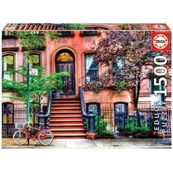 EDUCA_ ALMUERZO EN NUEVA YORK_ PUZZLE 1500pcs.