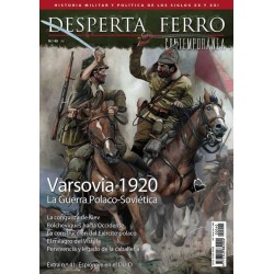 DESPERTA FERRO CONTEMPORANEA Nº39_ VARSOVIA 1920. LA GUERRA POLACO-SOVIETICA