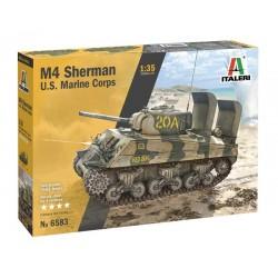 ITALERI_ M4 SHERMAN US MARINE CORPS_ 1/35
