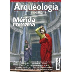 DESPERTA FERRO_ ARQUEOLOGIA & HISTORIA Nº32_ MERIDA ROMANA