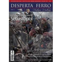 DESPERTA FERRO_ HISTORIA MODERNA Nº47_ LA GUERRA DE CRIMEA II. EL ASEDIO DE SEBASTOPOL