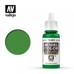 Vallejo Model Color 70981_ Verde Medio (074)